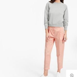 Everlane chino slouchy pants NWT